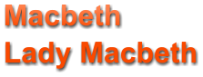 Macbeth Lady Macbeth